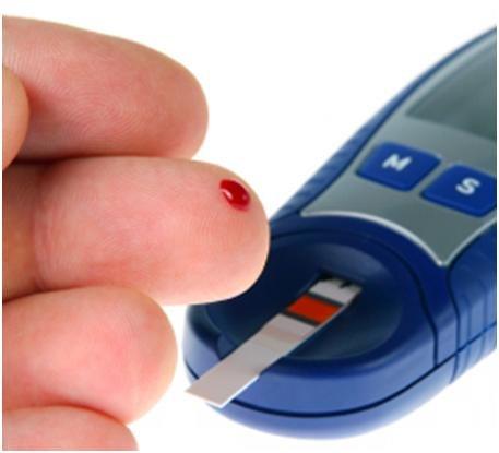 gebelikte diabet - kan şekeri ölçümü